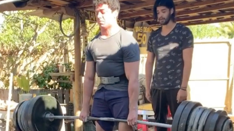 Felipe Rieutord Deadlift