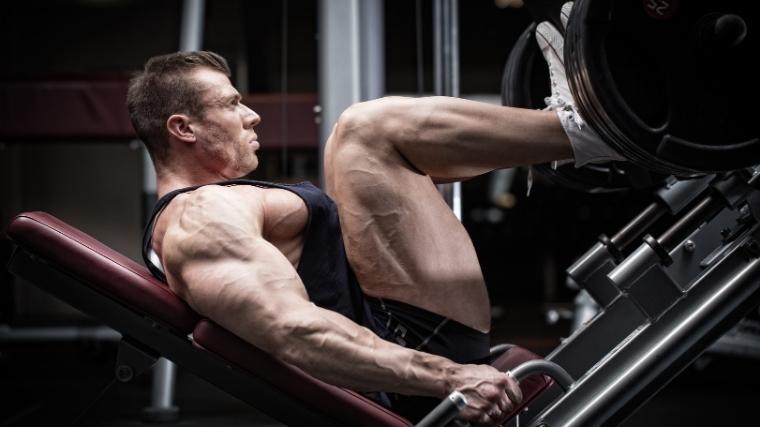 Best Leg Exercises Leg Press