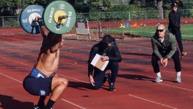 David Shorunke 2020 CrossFit Games