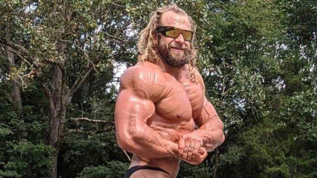 Jon Call Bodybuilding