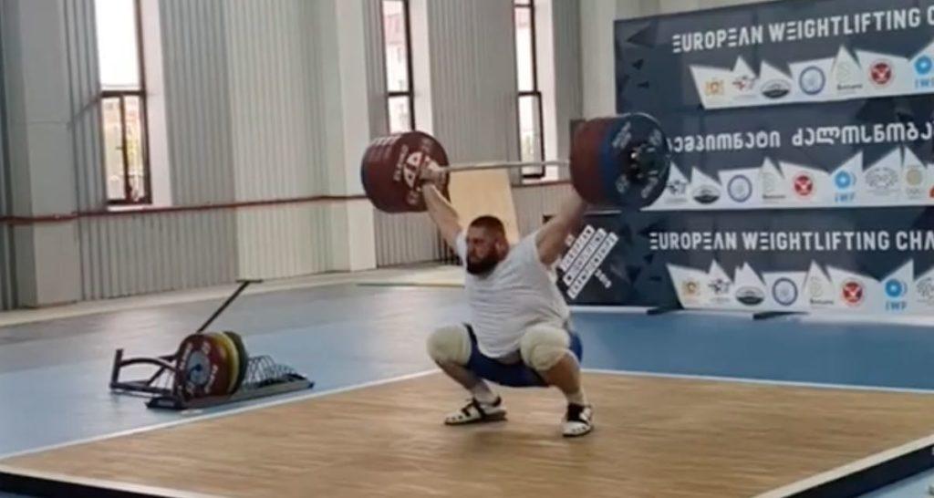 Lasha Talakhadze 222