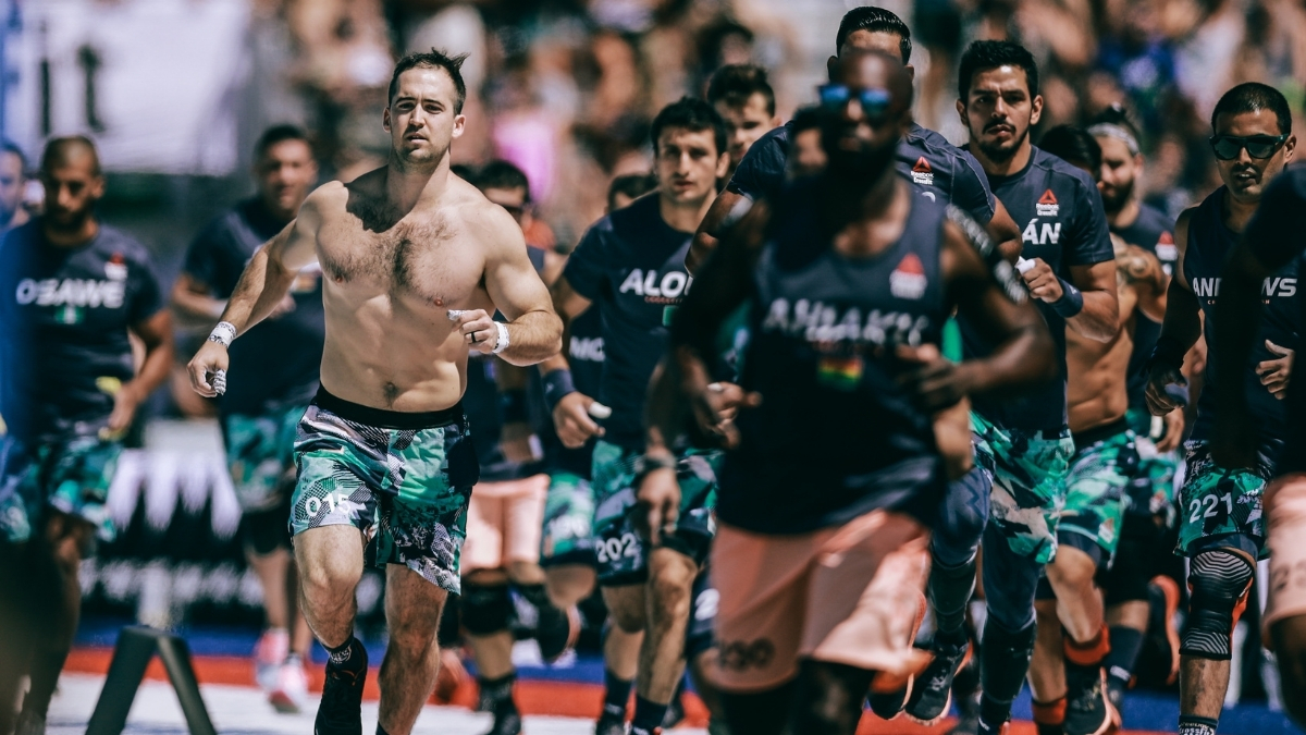 2020 CrossFit Games Results and Leaderboard - BarBend