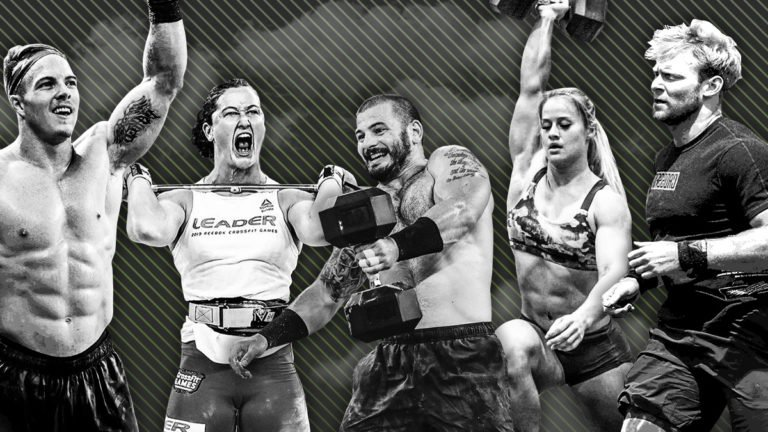 2020 CrossFit Games Results