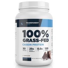 Transparent Labs Grass-Fed Casein