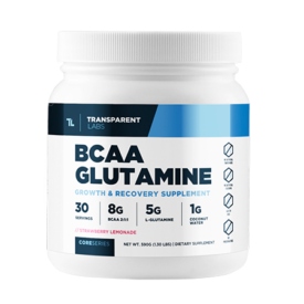 Transparent Labs BCAA Glutamine