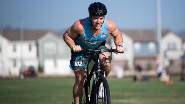 2020 CrossFit Games Finals Bike Repeater