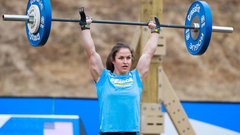 2020 CrossFit Games Finals Happy Star