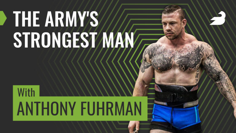 Anthony Fuhrman BarBend Podcast