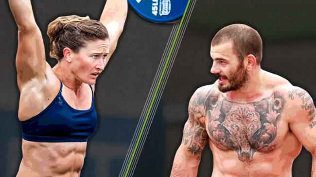 2020 CrossFit Games Finals Friday Results