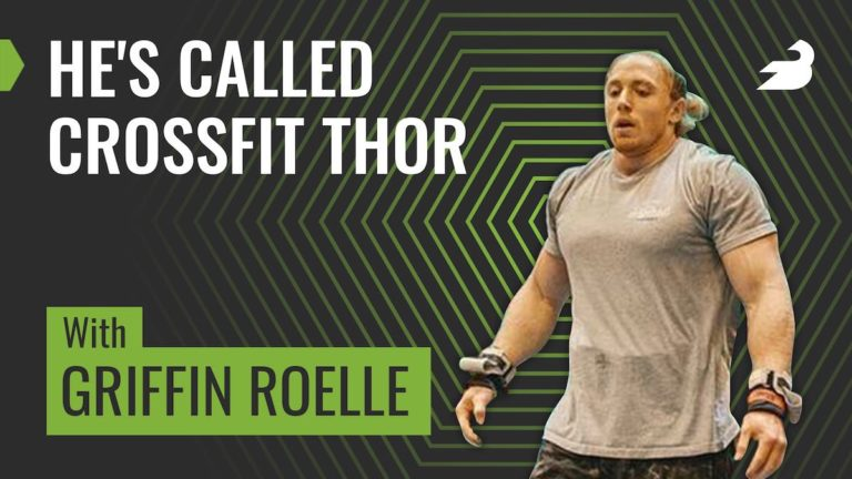 Griffin Roelle CrossFit Podcast