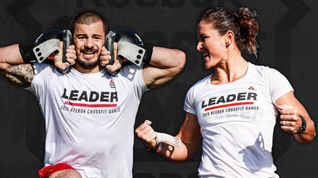 Mat Fraser, Tia-Clair Toomey Win 2020 CrossFit Games