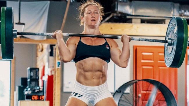 Tia-Clair Toomey CrossFit Games athlete