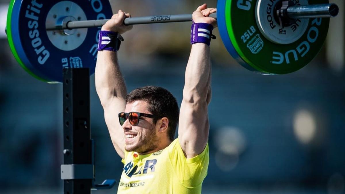 Jeffrey Adler Beats Mat Fraser in Event 20 of the 20 CrossFit ...