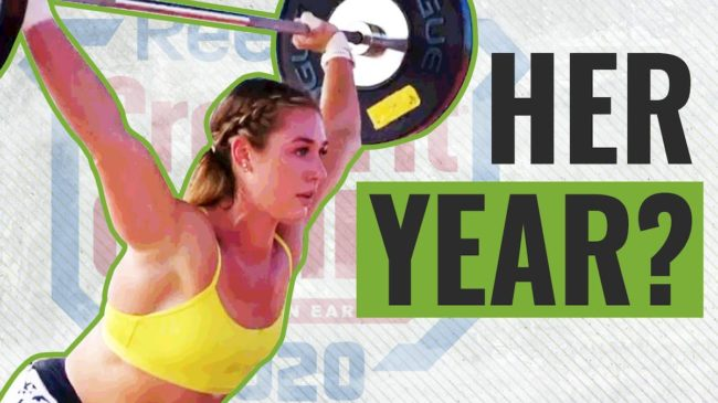 Brooke Wells 2020 CrossFit Games