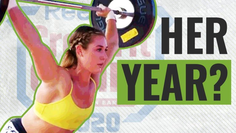 Brooke Wells 2020 CrossFit Games