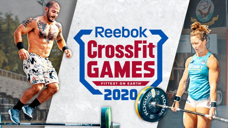 2020 CrossFit Games Finals Results
