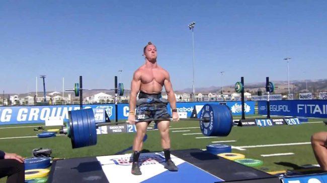 CrossFit Games Day 2 Recap Video