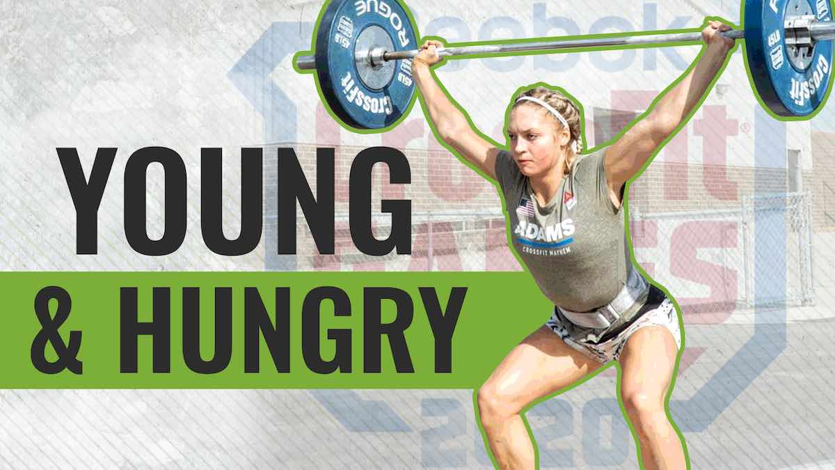 haley adams is the next big thing in crossfit barbend haley adams is the next big thing in