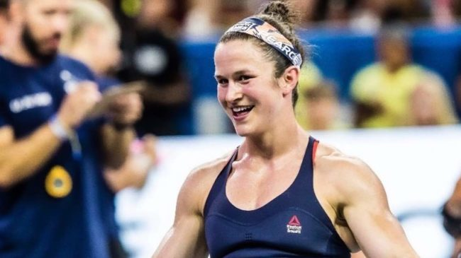 Kari Pearce CrossFit