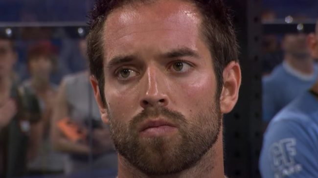 Rich Froning Stare