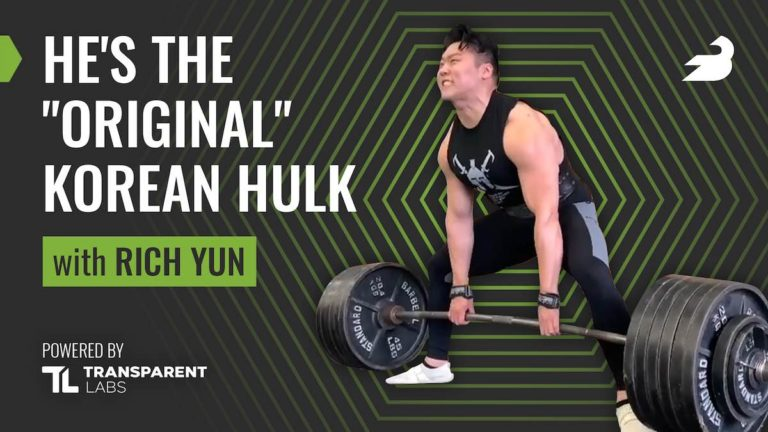 Rich Yun BarBend Podcast