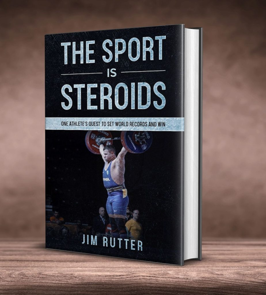 Sport Is Steroids Book