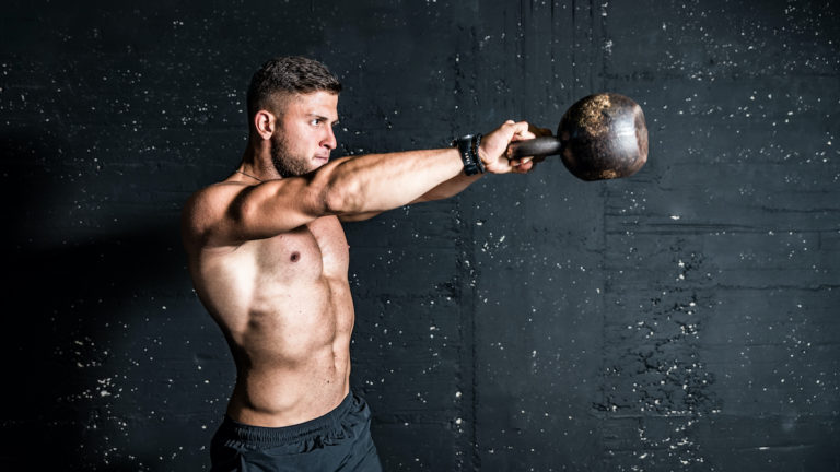 kettlebell training every day