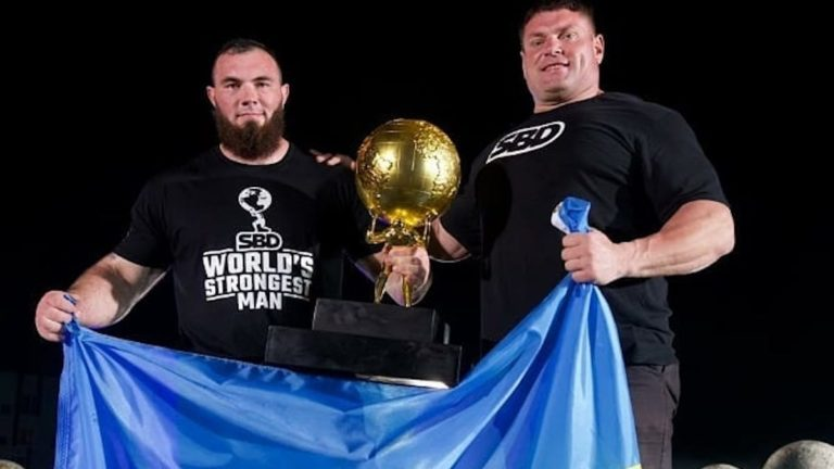 Oleksii Novikov and Zydrunas Savickas