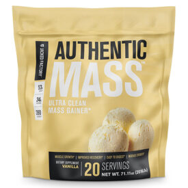 Jacked Factory Authentic Mass