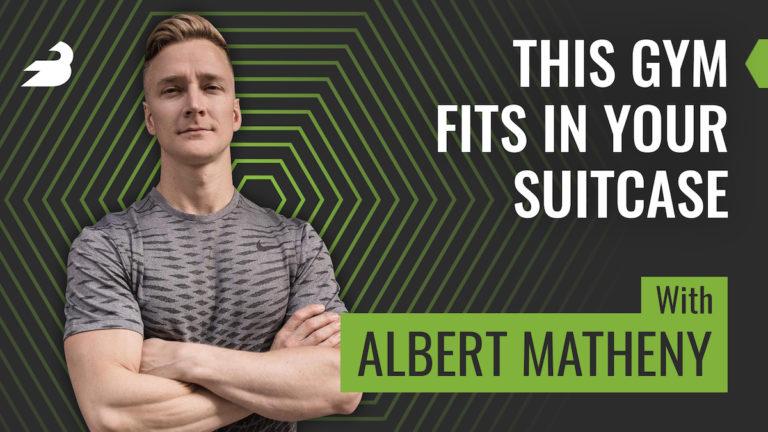 Albert Matheny BarBend Podcast