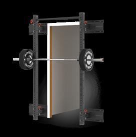 Rogue Slim Door Mount Fold Back Rack