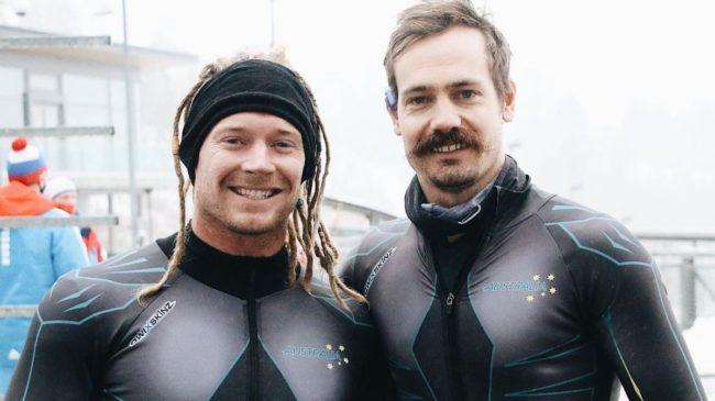 James Newbury and Evan O'Hanlon