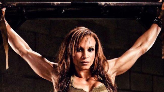 Adela Garcia Fitness Competitor