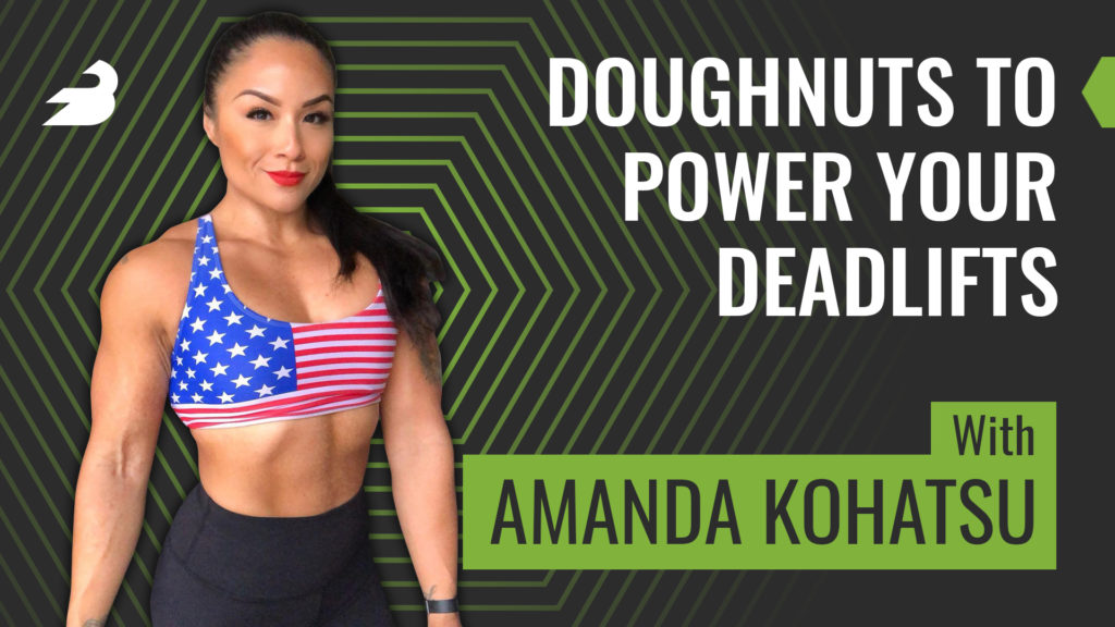 Amanda Kohatsu BarBend Podcast