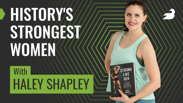 Haley Shapley BarBend Podcast