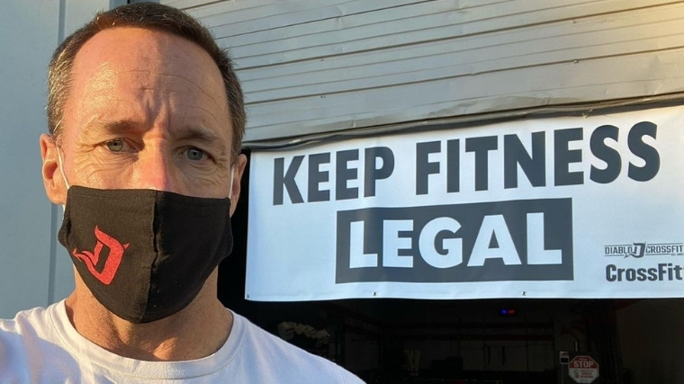 Keep Fitness Legal, Craig Howard