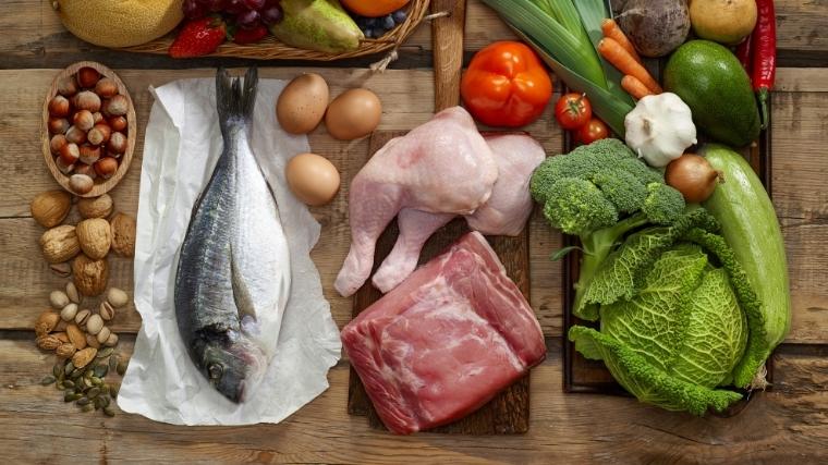 Paleo Diet spread