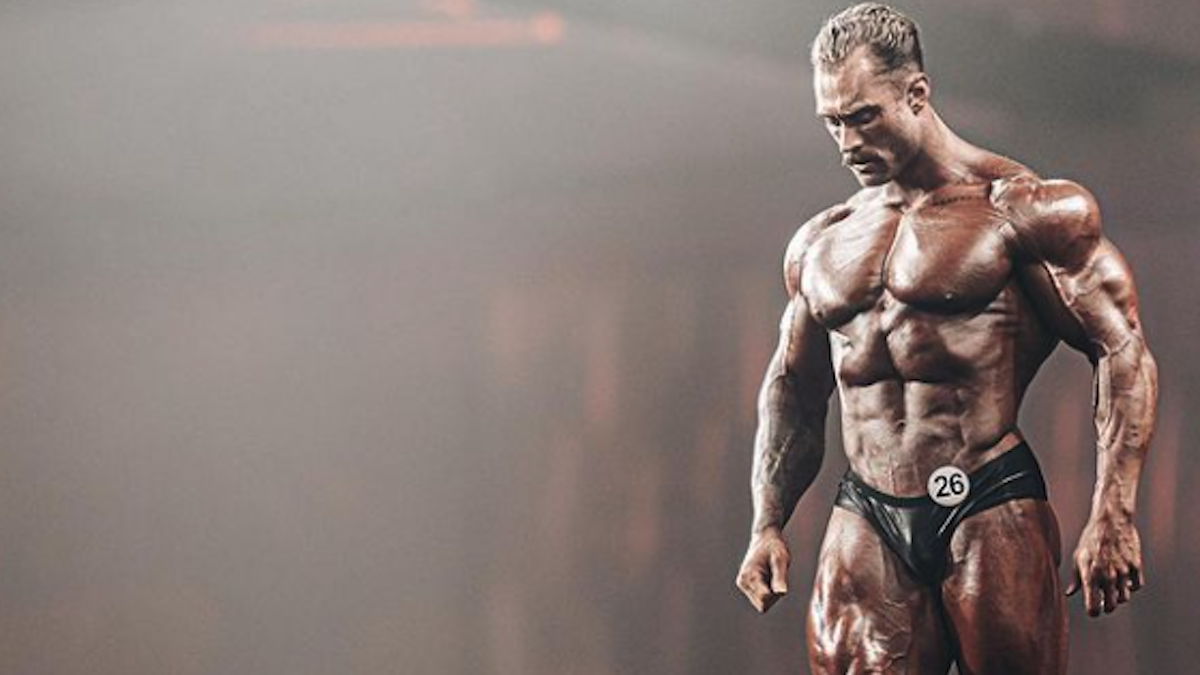 Chris Bumstead Wins 2020 Classic Physique Olympia   BarBend