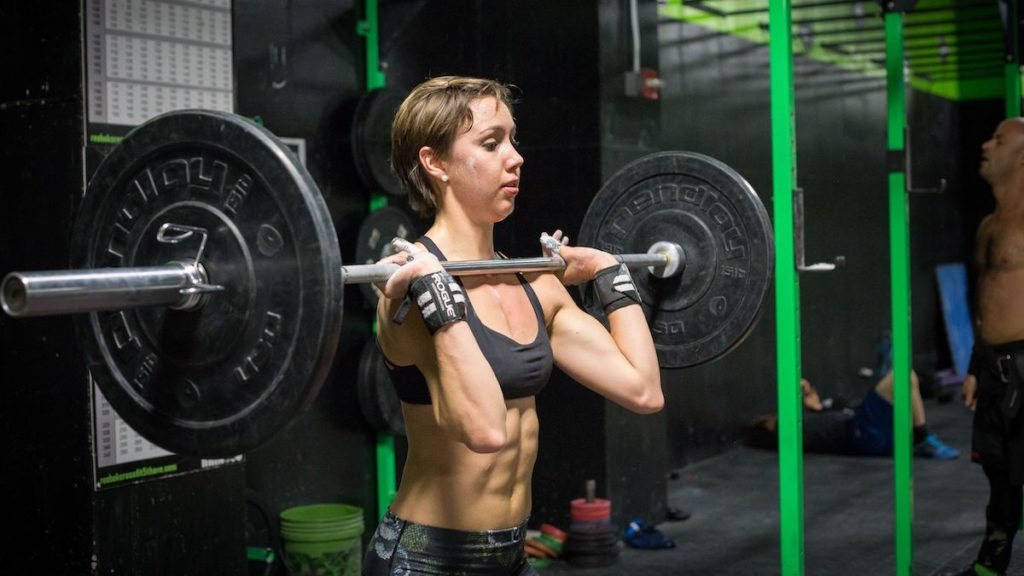 CrossFit Open Barbell