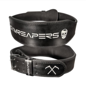 Gymreapers Leather Lifting Belt