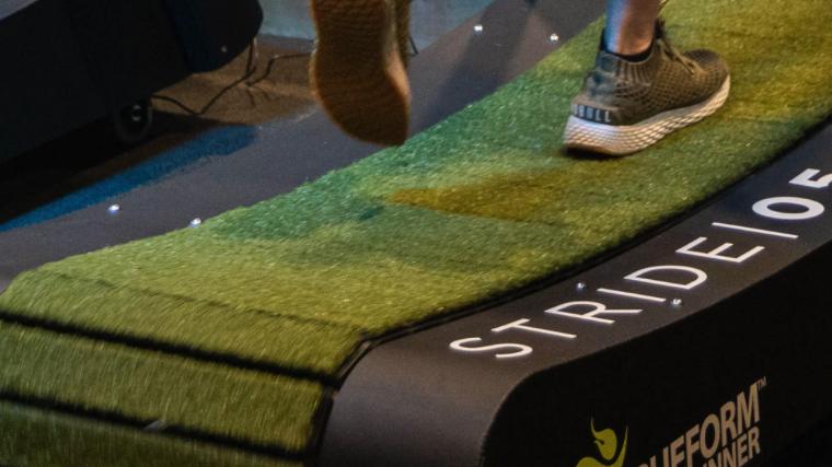 Trueform Runner Green Turf Belt