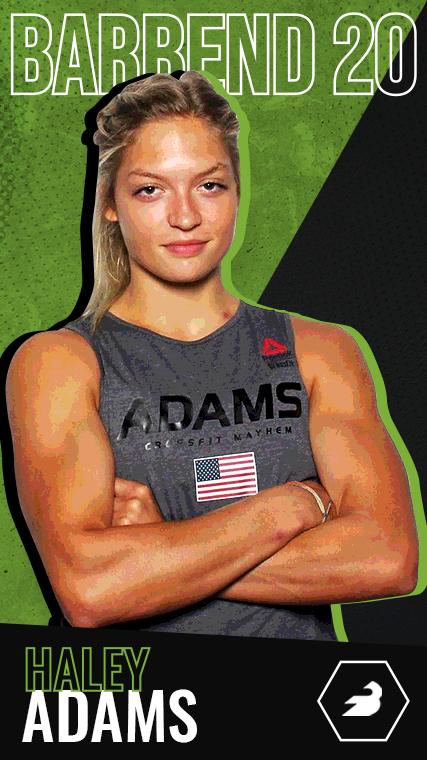 Haley Adams
