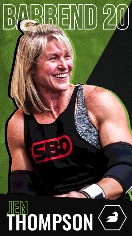 Jen Thompson
