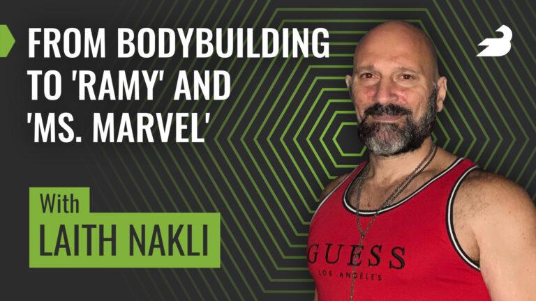 Laith Nakli on the BarBend Podcast