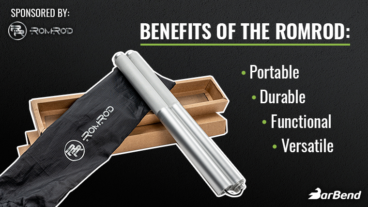 RomRod Mobility Tool Benefits