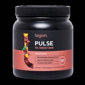 Legion Pulse Preworkout