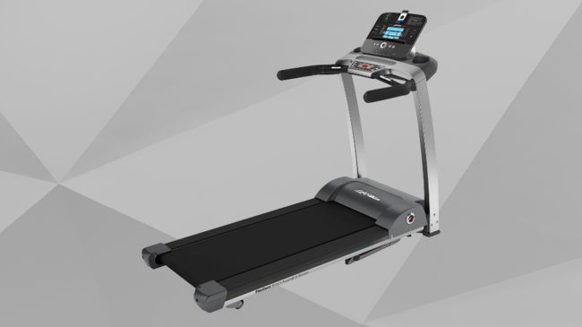 Life Fitness F3 Treadmill Review
