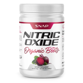 Snap Nitric Oxide Organic Beets
