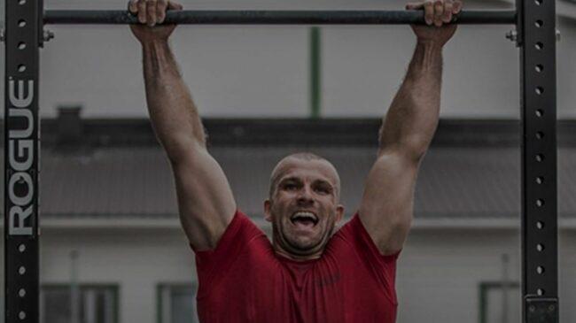 Rogue Fitness Cliffhanger Challenge