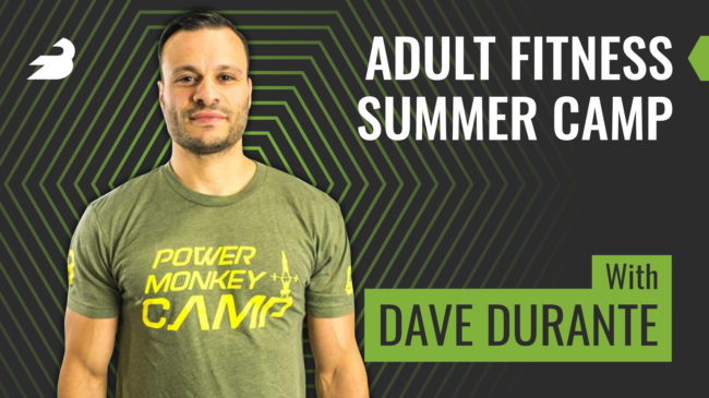 Dave Durante on the BarBend Podcast
